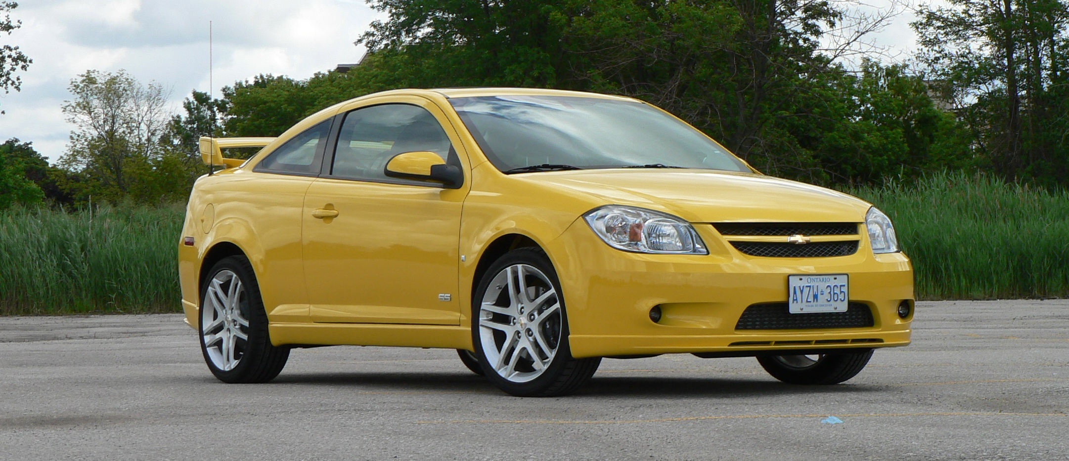 road test 2009 chevrolet cobalt ss coupe john leblanc 39 s. Cars Review. Best American Auto & Cars Review