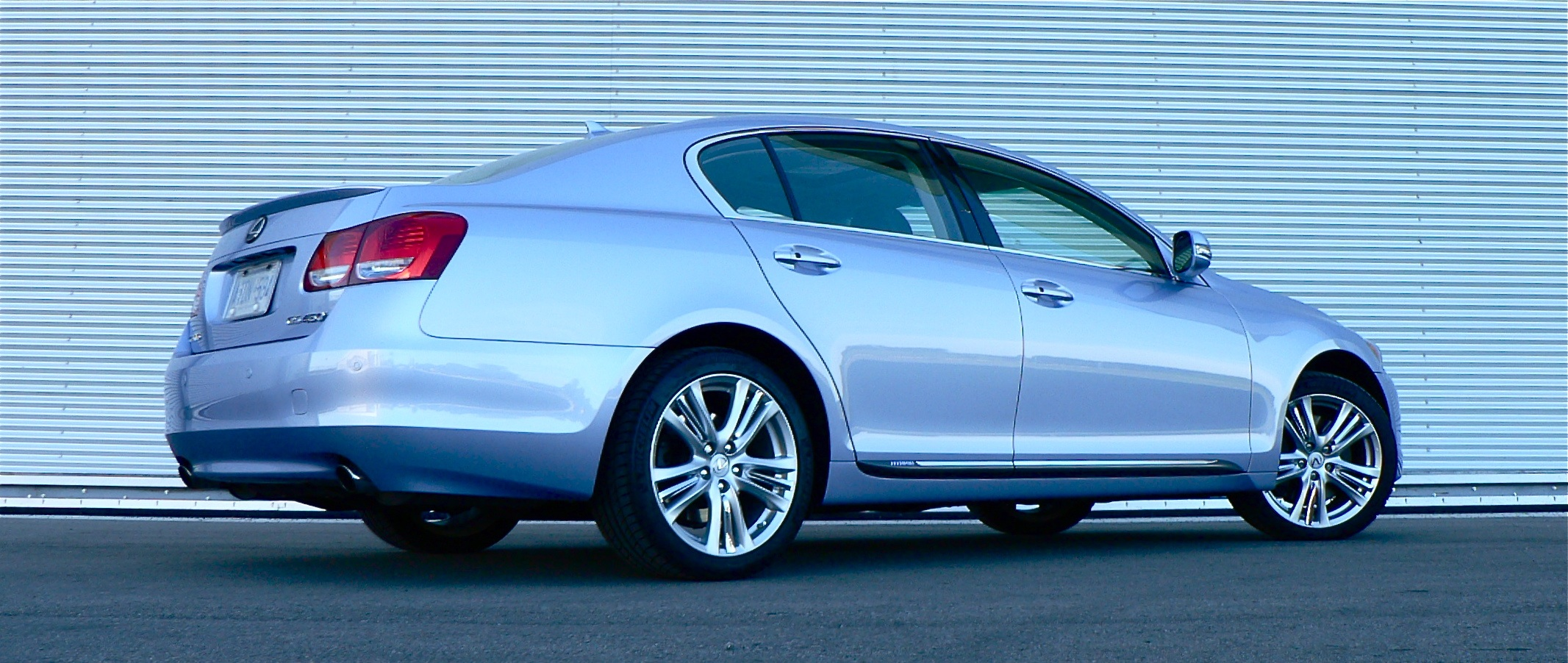 Road Test: 2008 Lexus GS 450h : John LeBlanc's straight-six