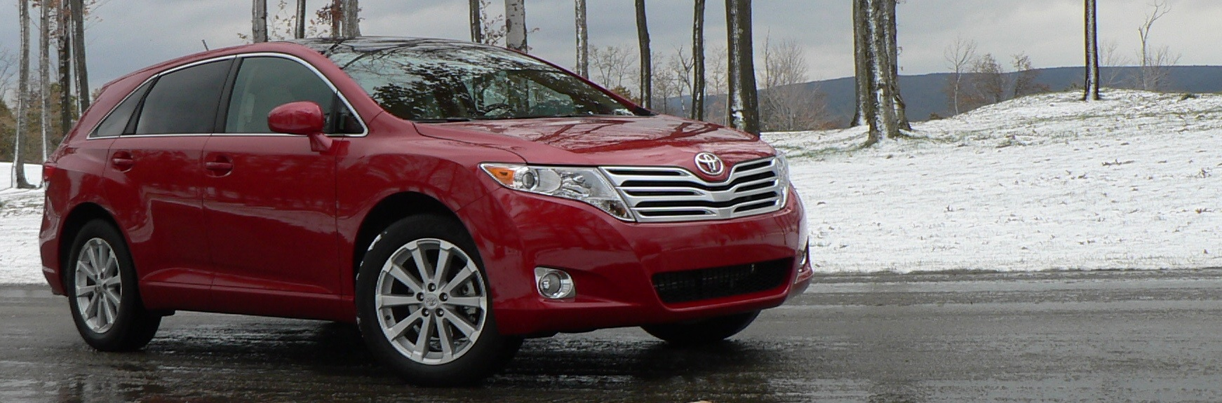 What Does Cuv Stand For >> First Drive: 2009 Toyota Venza : John LeBlanc's straight-six