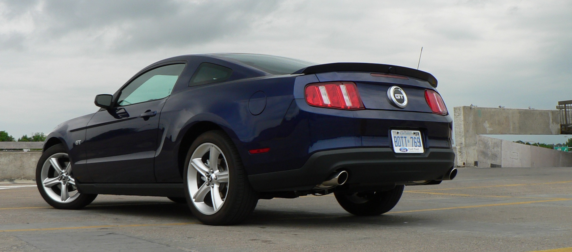 Calabogie Race Track >> Road Test: 2010 Ford Mustang GT : John LeBlanc's straight-six