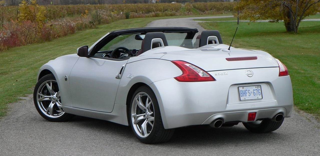 ROADSTER WINNER: Nissan 370Z Roadster The New For 2010 370Z Coupe Is  Already One Of The Best Performance Buys Of The Year. And The Complementary  Roadster ...