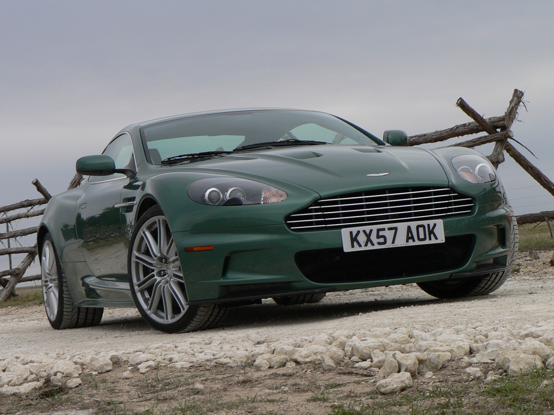 2010 Aston Martin DBS Coupe