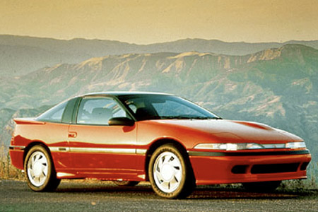 ... 1990s Sports Cars: 1990s_Mitsubishi_Eclipse